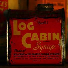 Jeff  Swan - Log Cabin Syrup
