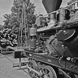 Jeff Stallard - Logging Train 01