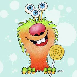 Annie Troe - Lolli Pop Monster