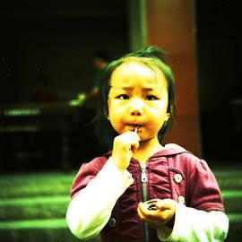 Dominique Musorrafiti - Lollipop girl