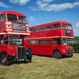 Ryan Ladbrook - London Buses