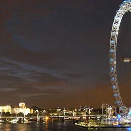 Andrea Anderegg  - London Eye