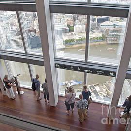 Ann Horn - London Overlook