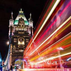 Michael Abid - London Rush Hour