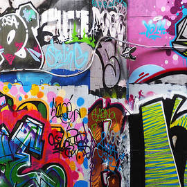 Rona Black - London Skate Park Abstract