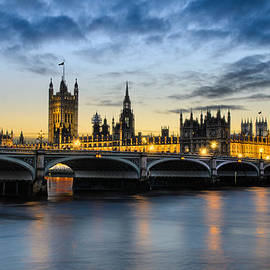 Michael Abid - London Sunset