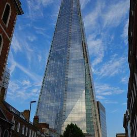 Steven Richman - London The Shard