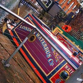 Patrizia  Fazzari - London Waterbus
