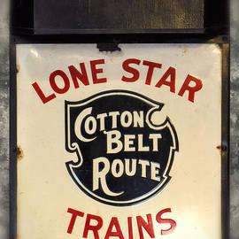 Greg Kluempers - Lone Star Trains Cotton Belt Route DSC09492