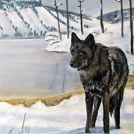 Harriet Peck Taylor - Lone Wolf