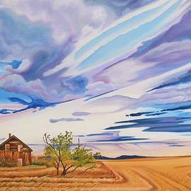 Elissa Anthony - Lonely House on the Prairie