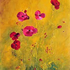 Teresa Wegrzyn - Lonely Poppies