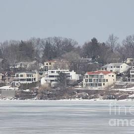 John Telfer - Long Island Frozen Coast II