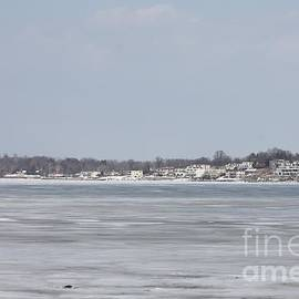 John Telfer - Long Island Frozen In