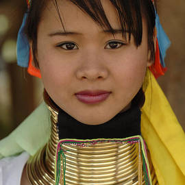 Bob Christopher - Long Necked Woman Of Thailand