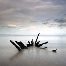 Grant Glendinning - Longniddry Ship Wreck