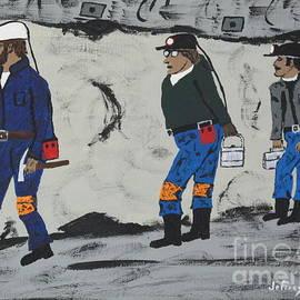 Jeffrey Koss - Longwall Miners