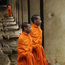 Bob Christopher - Looking Into Cambodia Ankor Wat