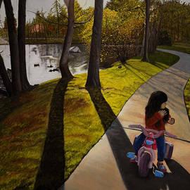 Thu Nguyen - Looking Away