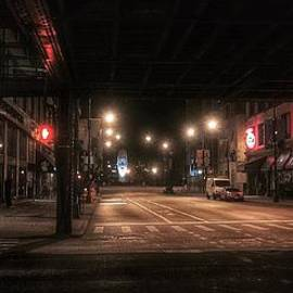 Nick Heap - Looking East from Wabash