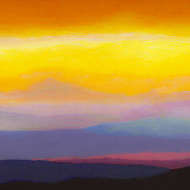 Stephen Anderson - Looking West Panorama