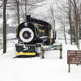 Glenn Gordon - Loon Mountain Train