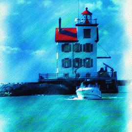 Mary Timman - Lorain Lighthouse