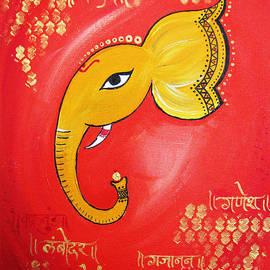 Prajakta P - Lord Ganesha