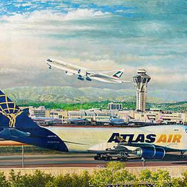 Douglas Castleman - Los Angeles International Airport