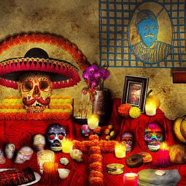 Mike Savad - Los dios muertos - Rembering loved ones