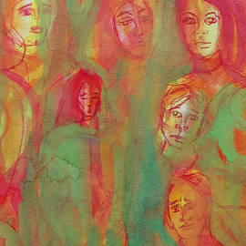 Judith Redman - Lost and Surrounded