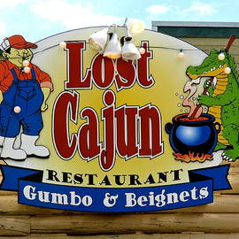 Jeff Gater - Lost Cajun