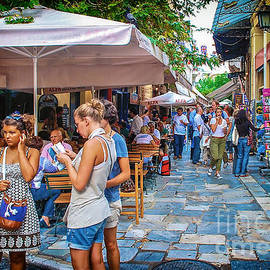 Remi D Photography - Lost In Plaka