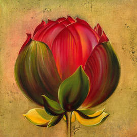 Anna Ewa Miarczynska - Lotus Bulb