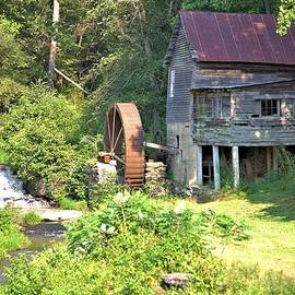 Gordon Elwell - Loudermilk Grist Mill