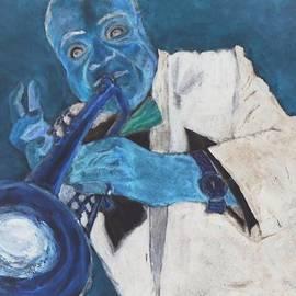 Katie Spicuzza - Louis in Blue
