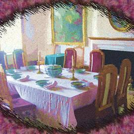 Mario Carini - Louisbourg Dining Salon
