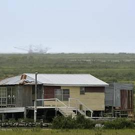 Bradford Martin - Louisiana fish camp