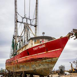 Steve Harrington - Louisiana Shrimp Boat 2