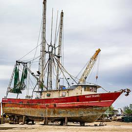 Steve Harrington - Louisiana Shrimp Boat