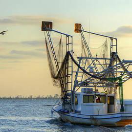Charlotte Schafer - Louisiana Shrimping