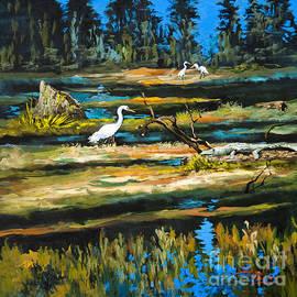 Dianne Parks - Louisiana Swamp
