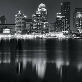 Frozen in Time Fine Art Photography - Louisville Black as Night