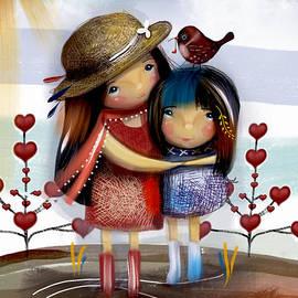 Karin Taylor - Love and Friendship