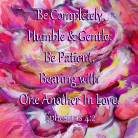 Michele  Avanti - Love Be Patient Roses