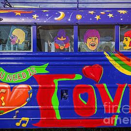 Janice Rae Pariza - Love Bus