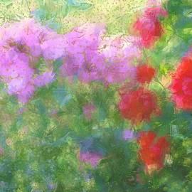 The Art Of Marilyn Ridoutt-Greene - Love Garden
