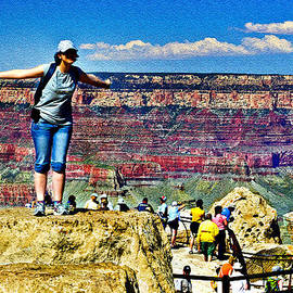 Bob and Nadine Johnston - LOVE Grand Canyon This Much