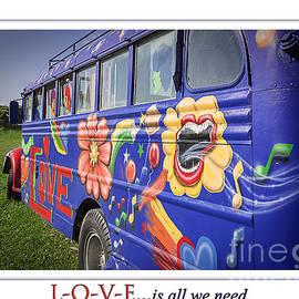 Janice Rae Pariza - Love is All We Need