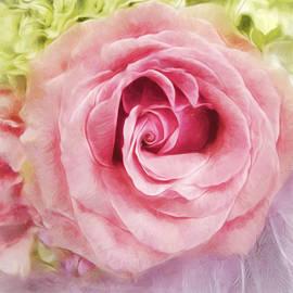 Jordan Blackstone - Love Is Just A Word - vintage Flower Art